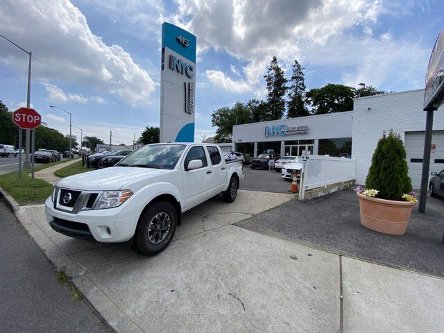 2019 Nissan Frontier PRO-4X Navigation Freeport NY