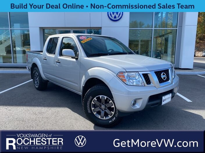 2019 Nissan Frontier PRO-4X Rochester NH