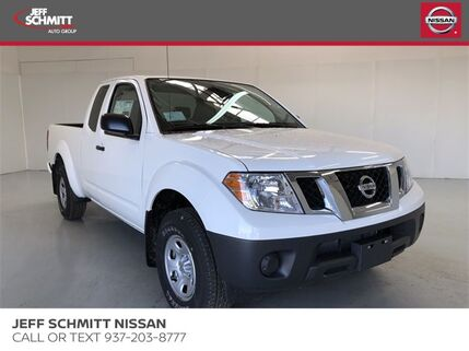 2019_Nissan_Frontier_S_ Dayton area OH