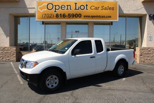 2019 Nissan Frontier S King Cab I4 5AT 2WD Las Vegas NV