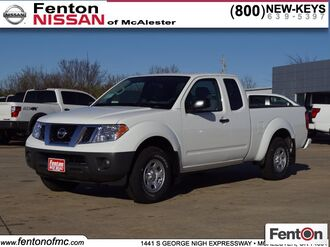 2019_Nissan_Frontier_S_ McAlester OK