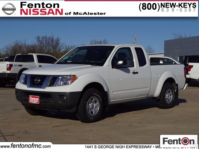 2019 Nissan Frontier S McAlester OK