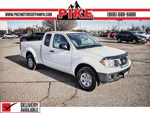 2019_Nissan_Frontier_S_ Pampa TX
