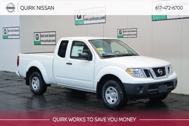 2019 Nissan Frontier S Quincy MA