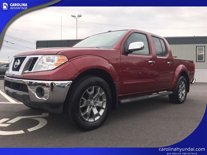 2019 Nissan Frontier SL High Point NC
