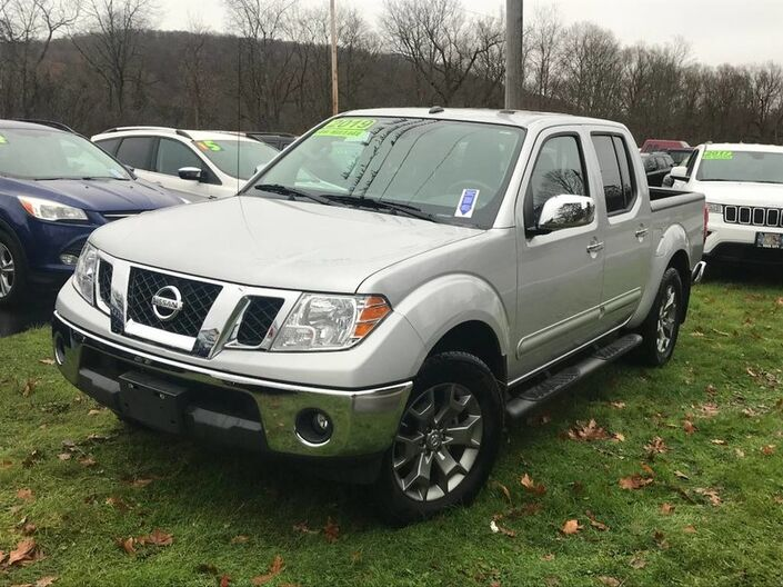 2019 Nissan Frontier SL Rock City NY