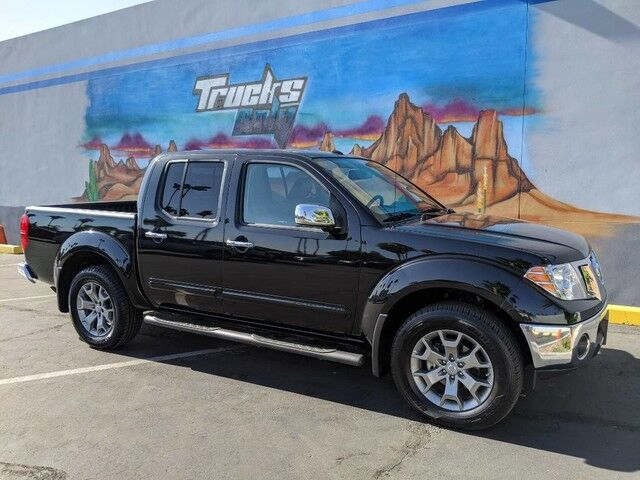 2019 Nissan Frontier SL Apache Junction AZ