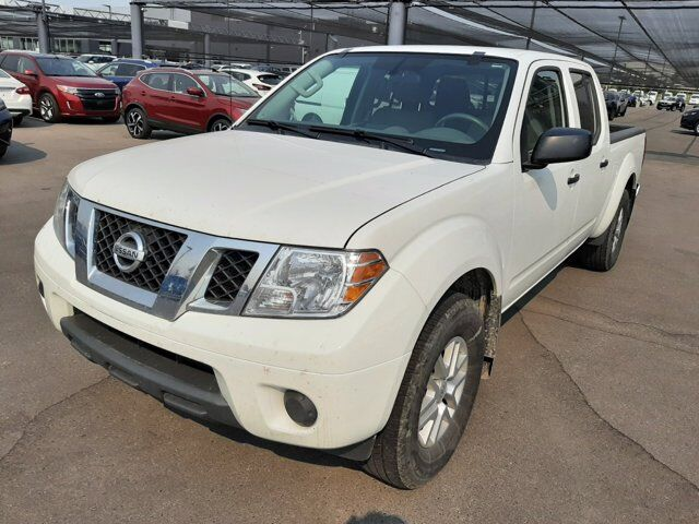 2019 Nissan Frontier SV | CREW CAB | B-UP CAM | *NISSAN CERTIFIED* Calgary AB