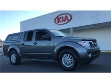 2019_Nissan_Frontier_SV 4x2 Crew Cab 4.75 ft. box 125.9 in. WB_ Crystal River FL
