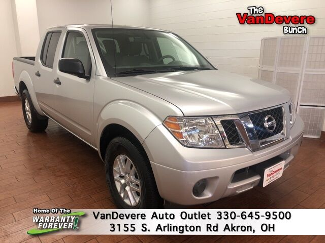2019 Nissan Frontier SV Akron OH