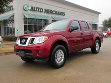 2019_Nissan_Frontier_SV Crew Cab 5AT 4WD*BACK UP CAMERA,REAR PARKING AID,BLUETOOTH,KEYLESS ENTRY,UNDER FACTORY WARRANTY!_ Plano TX