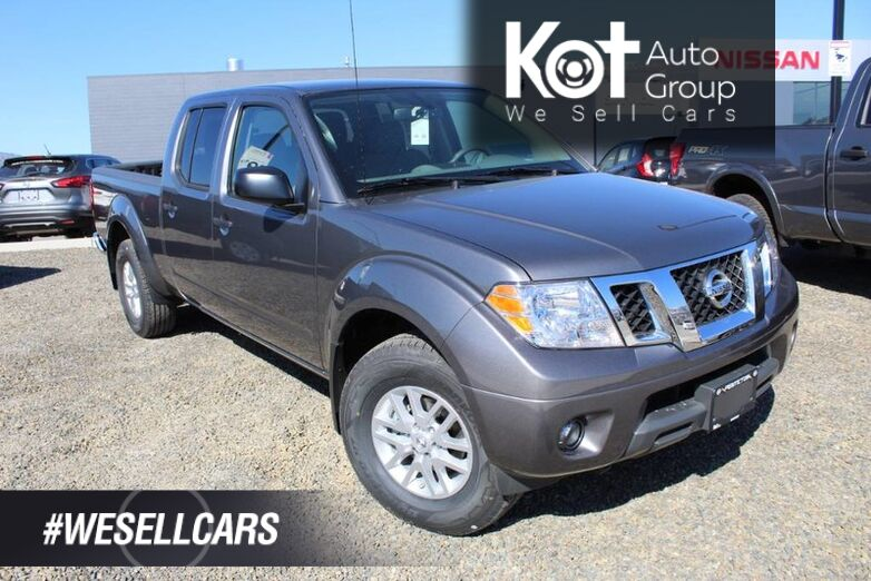 2019 Nissan Frontier SV DEMO BLOWOUT Kelowna BC