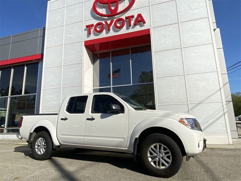 2019 Nissan Frontier SV Dudley MA