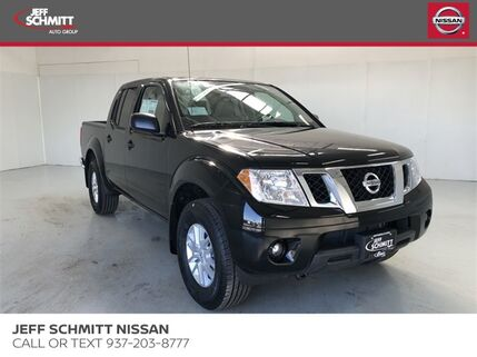 2019_Nissan_Frontier_SV_ Dayton area OH