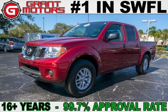 2019 Nissan Frontier SV Fort Myers FL