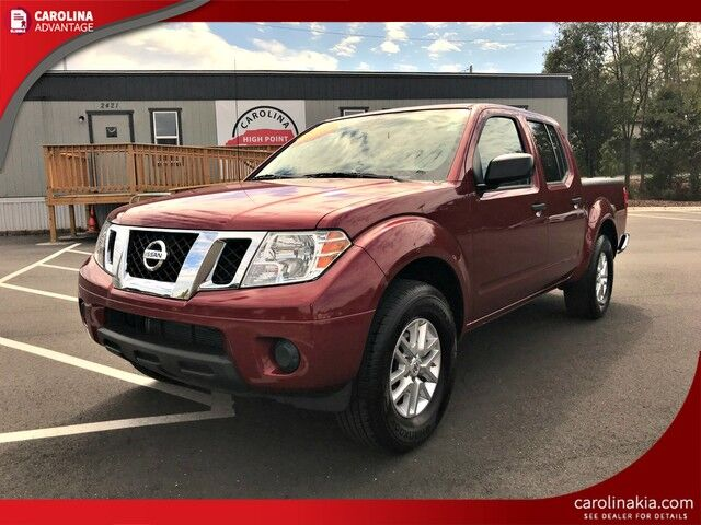 2019 Nissan Frontier SV High Point NC