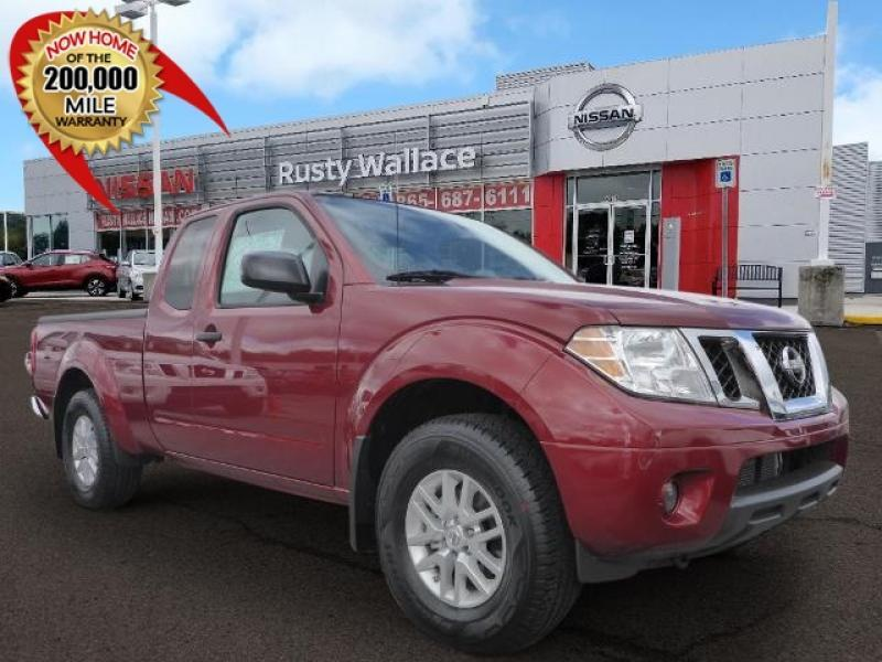 2019 Nissan Frontier SV Knoxville TN