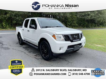 2019_Nissan_Frontier_SV_ Salisbury MD