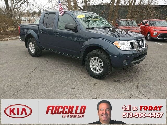 2019 Nissan Frontier SV Schenectady NY
