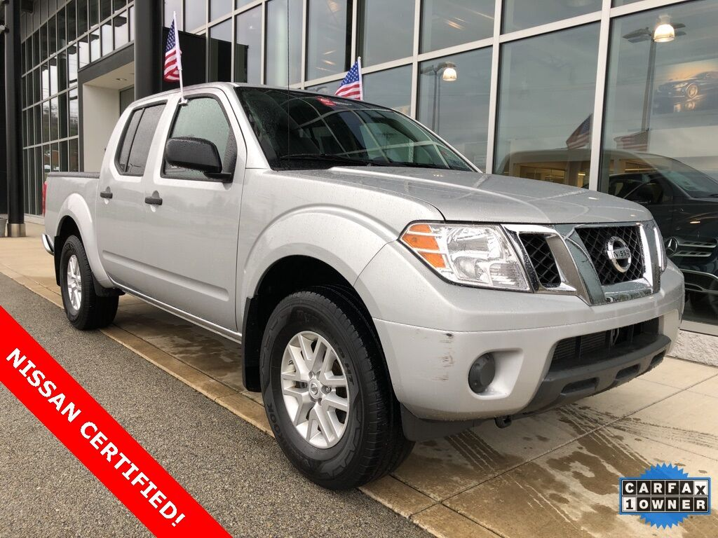 2019 Nissan Frontier SV Washington PA