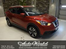 2019_Nissan_KICKS SV__ Hays KS