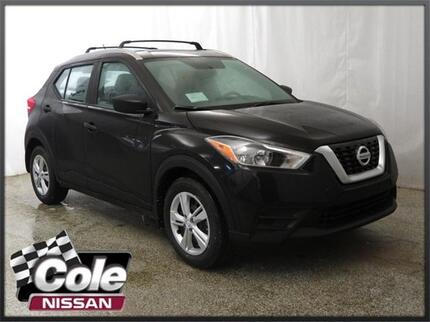 2019_Nissan_Kicks_S_ Southwest MI