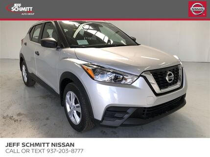 2019_Nissan_Kicks_S_ Beavercreek OH