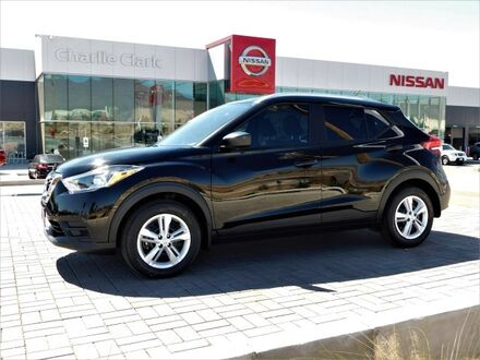 2019_Nissan_Kicks_S_ El Paso TX