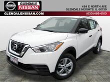 2019_Nissan_Kicks_S_ Glendale Heights IL