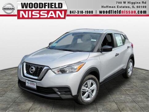 2019_Nissan_Kicks_S_ Hoffman Estates IL