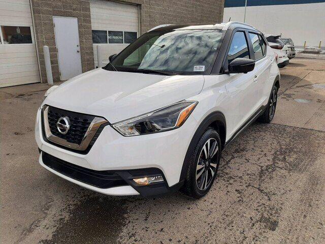 2019 Nissan Kicks SR | AWD | NISSAN CERTIFIED Calgary AB