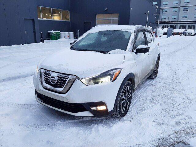 2019 Nissan Kicks SR | LEATHER | HTD SEATS | *GREAT DEAL* Calgary AB