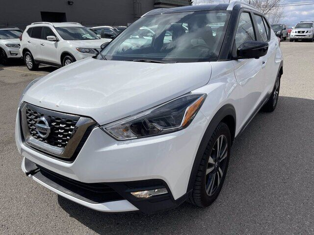 2019 Nissan Kicks SR | LEATHER | LOW KMS!! Calgary AB