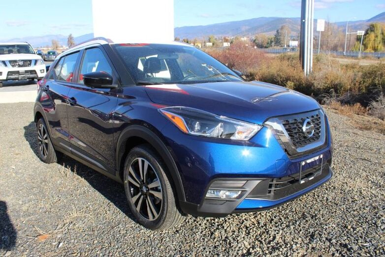2019 Nissan Kicks SR, BOSE STEREO, SUPER FUN CAR, COME TEST DRIVE AND SEE ! Kelowna BC