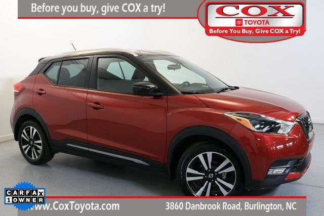 2019 Nissan Kicks SR Burlington NC