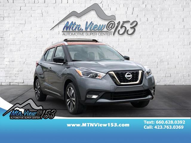 2019 Nissan Kicks SR Chattanooga TN