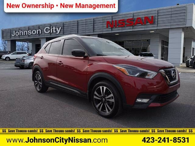2019 Nissan Kicks SR Johnson City TN