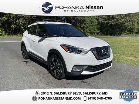 2019_Nissan_Kicks_SR Nissan Certified Pre-Owned_ Salisbury MD