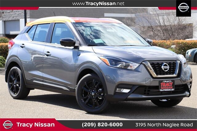 2019 Nissan Kicks SR Tracy CA