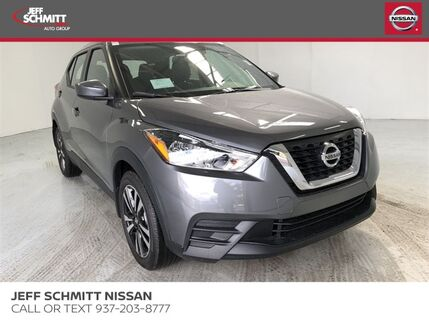 2019_Nissan_Kicks_SV_ Beavercreek OH