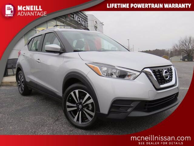 2019 Nissan Kicks SV High Point NC