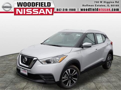 2019_Nissan_Kicks_SV_ Hoffman Estates IL