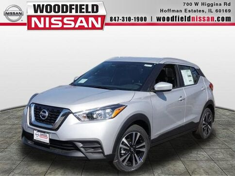 2019_Nissan_Kicks_SV_ Hoffman Estates IL