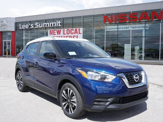 2019 Nissan Kicks SV Kansas City KS