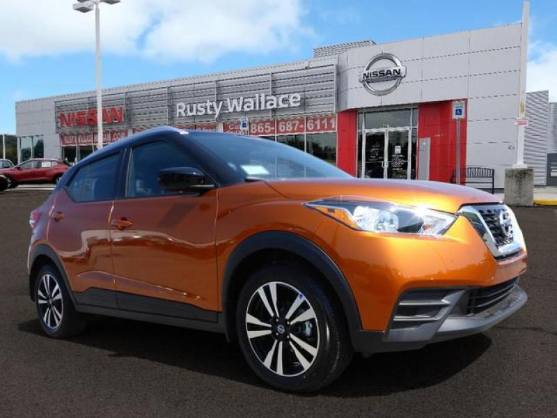 2019 Nissan Kicks SV Knoxville TN