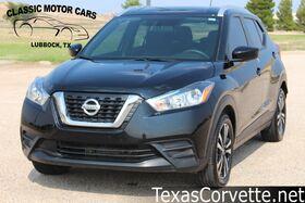 2019_Nissan_Kicks_SV_ Lubbock TX