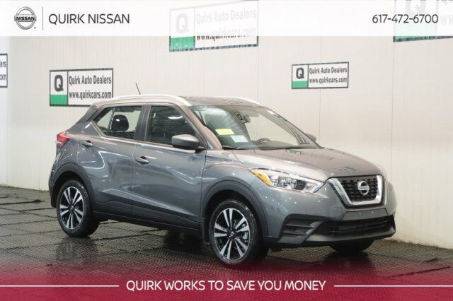 2019 Nissan Kicks SV Quincy MA