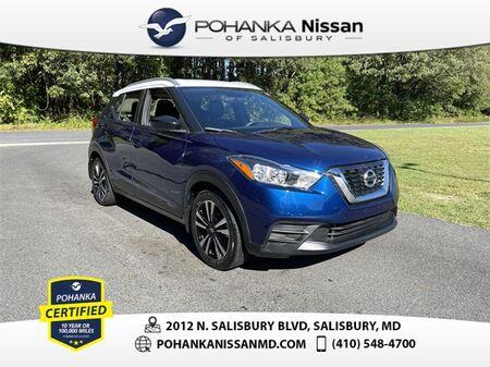 2019_Nissan_Kicks_SV_ Salisbury MD