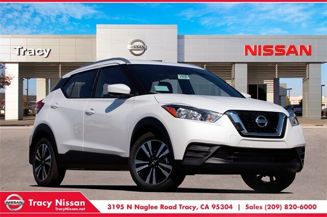 2019 Nissan Kicks SV Tracy CA