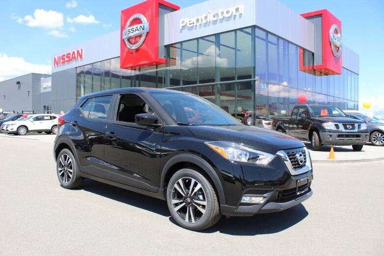 2019 Nissan Kicks SV, ULTIMATE ECONOMY CAR AND FUN TO DRIVE ! Kelowna BC